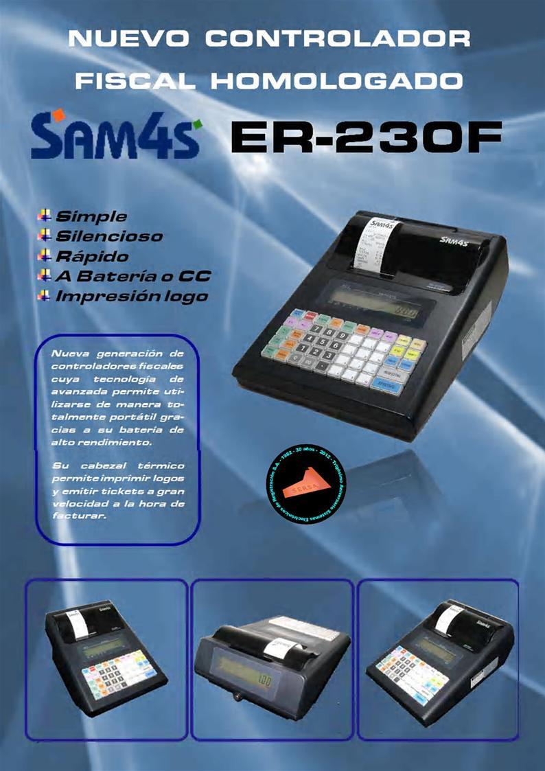 sam4s 230 servimec 6