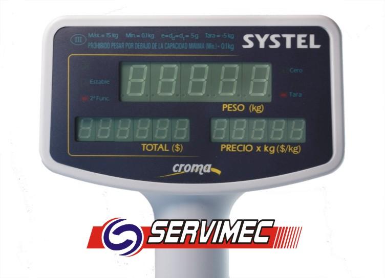 Systel Croma Servimec 5
